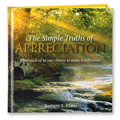 The Simple Truths of Appreciation - Hardcover Book