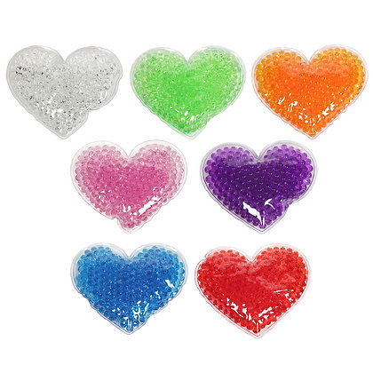 Heart Shaped Hot/Cold Compresses