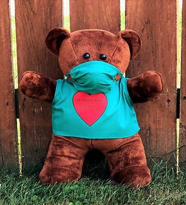 Cardiac Bear - Scrubs