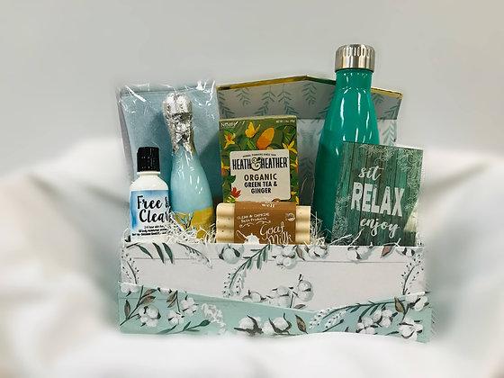 Sit, Relax, & Enjoy Gift Basket