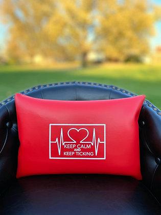 KEEP CALM AND KEEP TICKING - Healing Hearts Mini