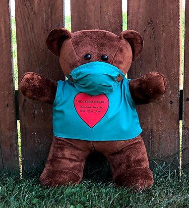 Original Cardiac Bear (Scrubs)