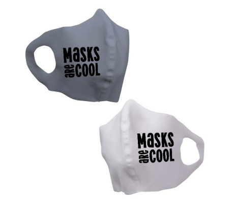 """Masks Are Cool"" Face Mask"