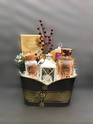 Bath & Body Basket