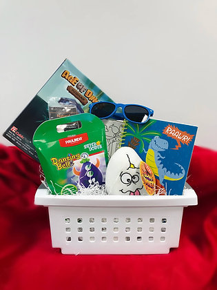 Dinosaur Dreams Gift Basket