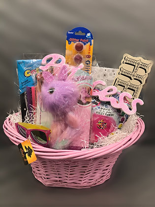 Fit for a Princess Gift Basket