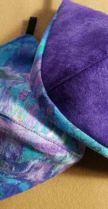 Monet on Purple