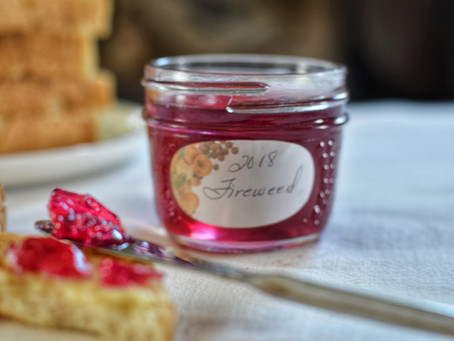 Fireweed Jelly, resilience in a jar.