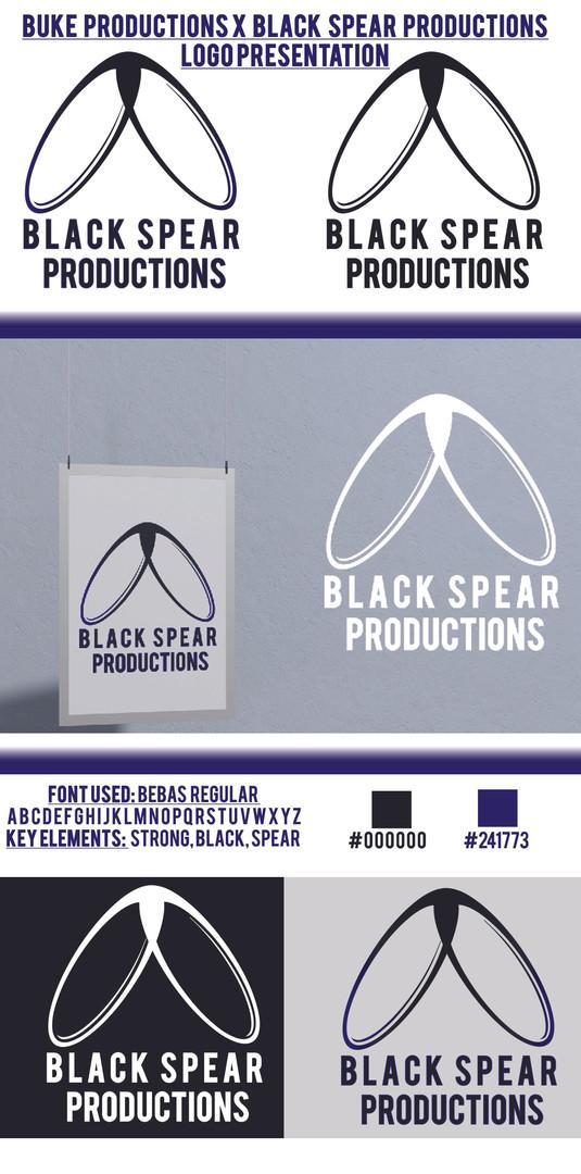 Black Spear Productions Logo Presentatio