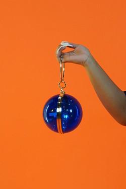 Ball Bag Blue 4mp2