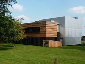 Pangbourne College, New Music Block & ICT Building