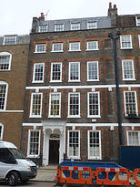 32 Queen Annes Gate, London