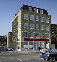 Commercial Road, Hackney, London