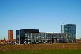 Alconbury Incubator Building