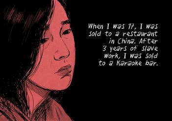 NK women in China