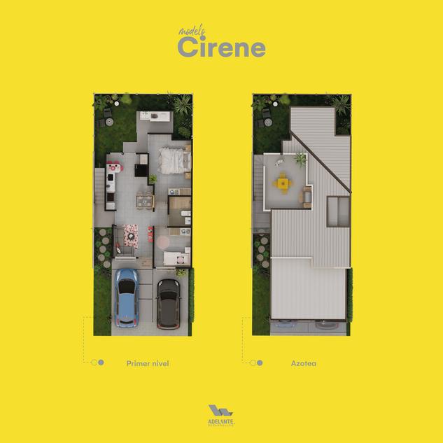 Casa Cirene