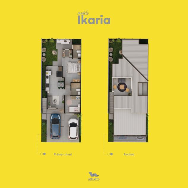 Casa Ikaria