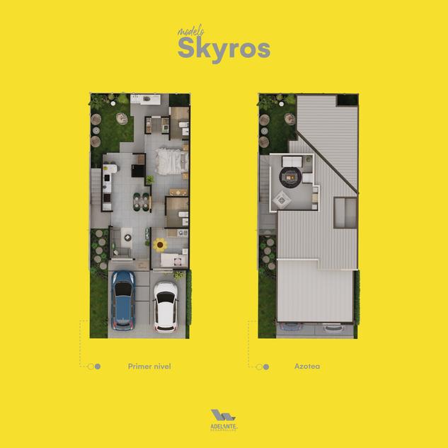 Casa Skyros