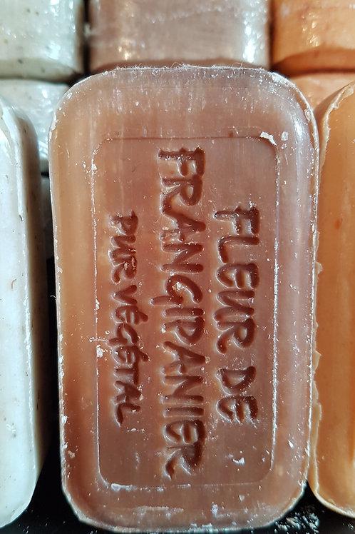 Fleur de Frangipanier Seife aus Bormes les Mimosas