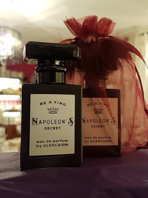"""Eau de Parfum """"Napoleon's Secret"""""""
