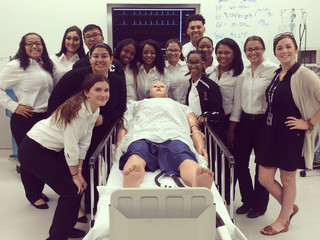Chapter Spotlight: Belle Chasse HOSA