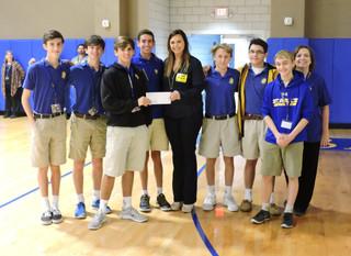 Chapter Spotlight: St. Paul's School