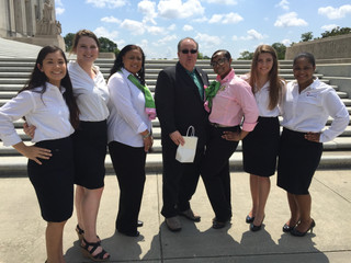 Belle Chasse HOSA at the Capitol!