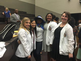 Belle Chasse HOSA at LSU Health Sciences Center!