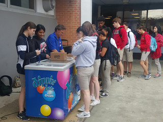Belle Chasse HOSA & Dippin Dots