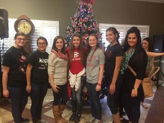 Belle Chasse HOSA visits Riverbend Nursing Home