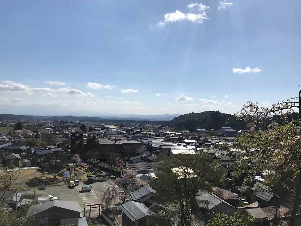 分校育ちなので、町民に比べて楯山に思い入れがなかったけど、いい場所でした