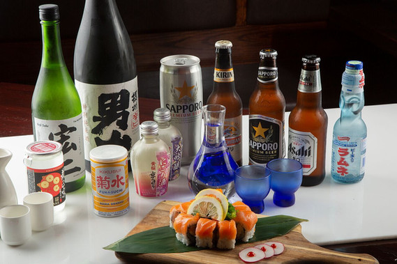 sushi & drink