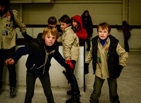 Vrijdag 2 februari: Schaatsen