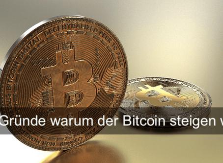 100 Gründe warum Bitcoin steigen wird!