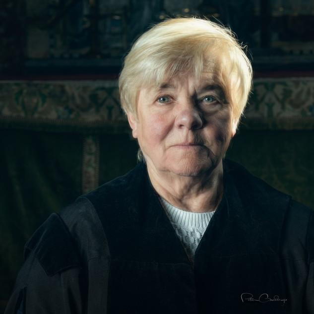 Judy. Verger