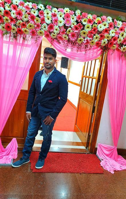 D V N Raghavendra Prasad