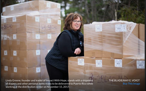 Local Woman's Life Mission Spreads Aid Around the World