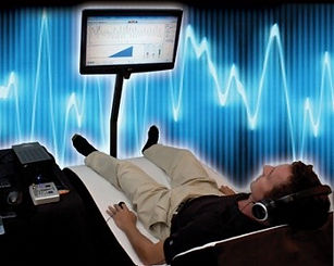 Bio feedback bio sound therapy