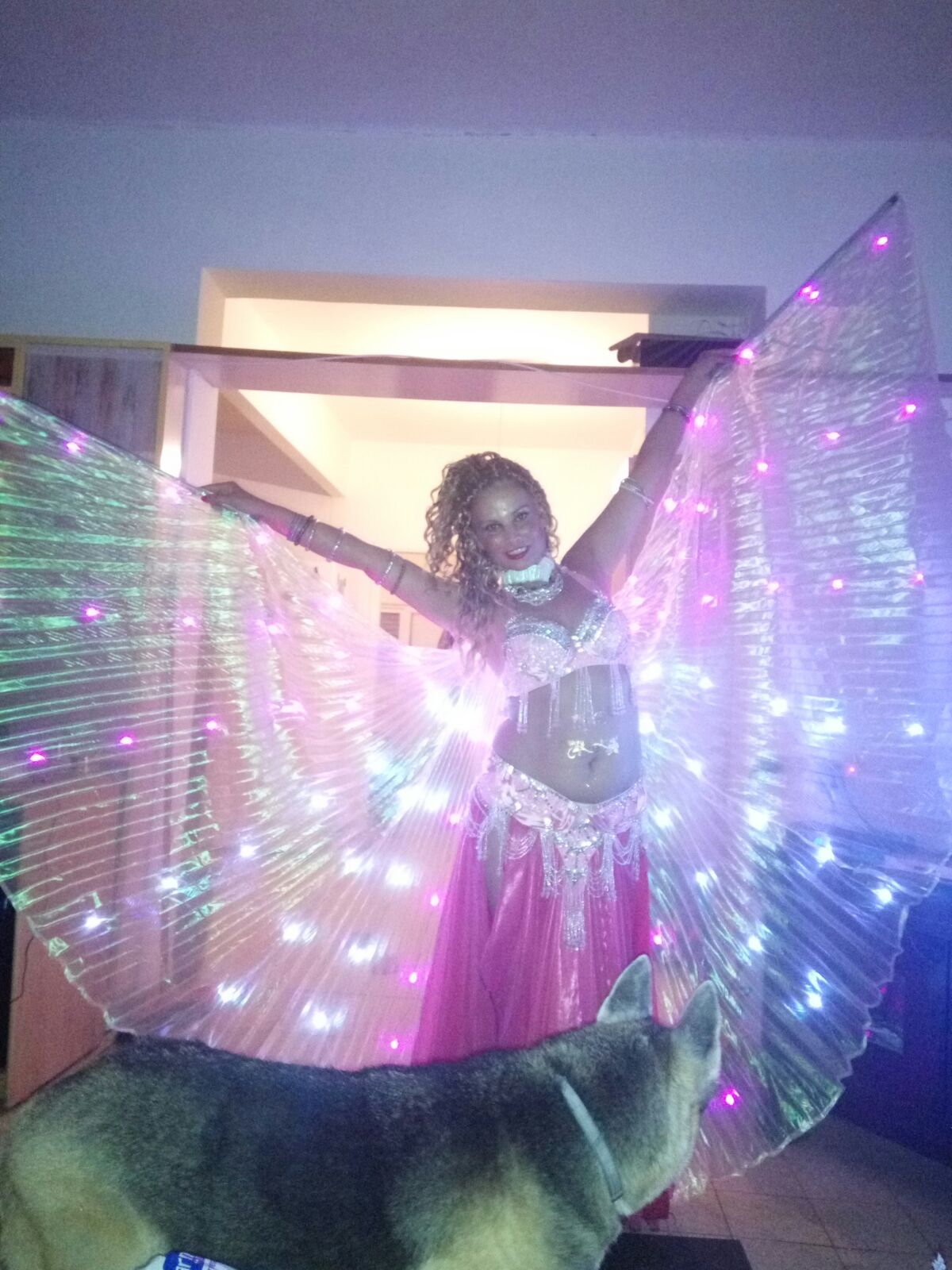 רונה רקדנית בטן (5)