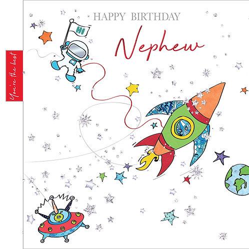 ITG-008 - Nephew Birthday MALE (PACK 6)