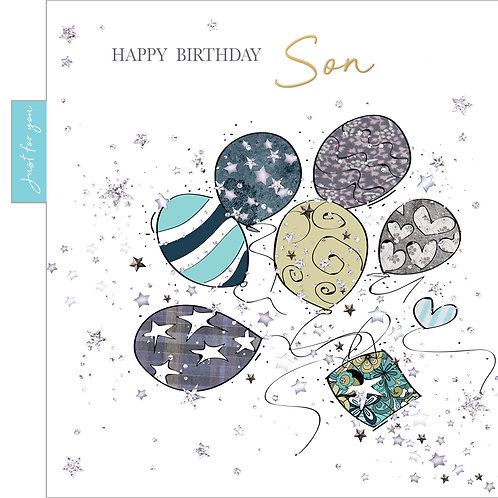 ITG-003 - Son Birthday MALE (PACK 6)