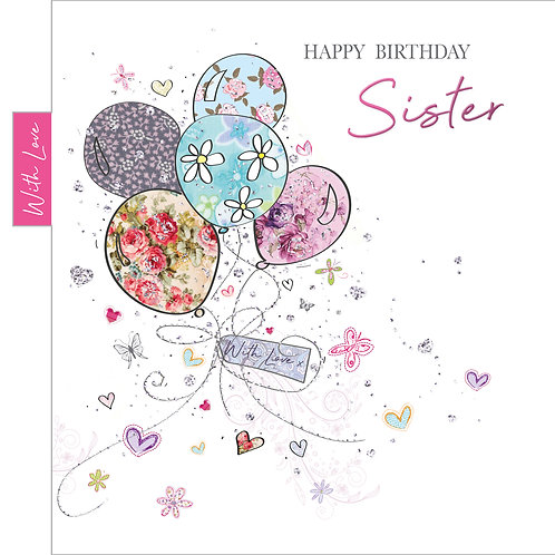 ITG-026 - Sister Birthday FEMALE (PACK 6)