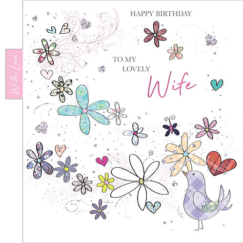 ITG-045 - Wife Birthday FEMALE (PACK 6)