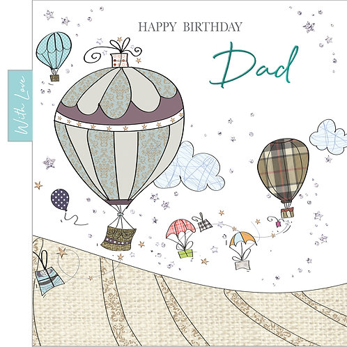 ITG-023 - Dad Birthday MALE (PACK 6)