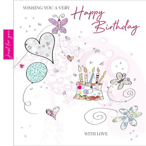 ITG-031 - Open Birthday FEMALE (PACK 6)