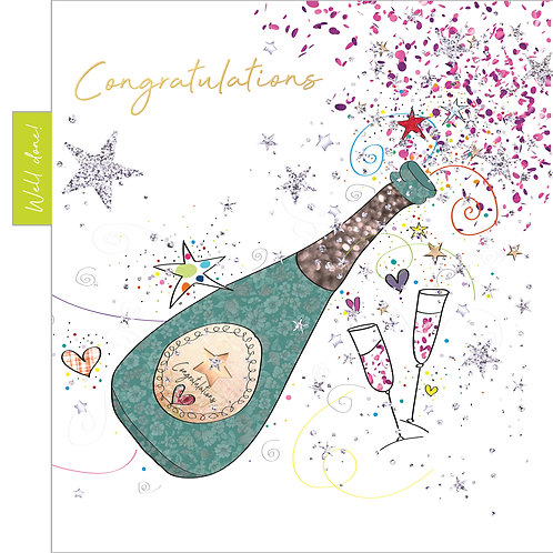 ITG-064 - Congratulations OCCASIONS (PACK 6)