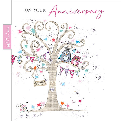 ITG-057 - Your Anniversary  WEDDING (PACK 6)