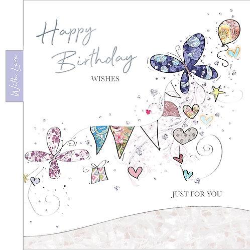 ITG-040 - Open Birthday FEMALE (PACK 6)