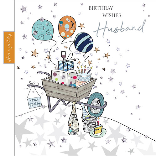 ITG-021 - Husband Birthday MALE (PACK 6)