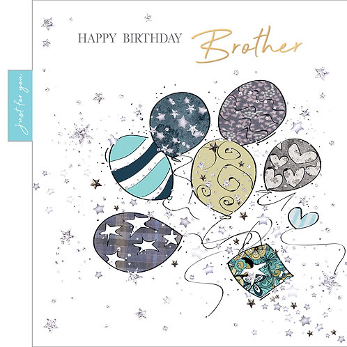 ITG-002 -Brother Birthday MALE (PACK 6)